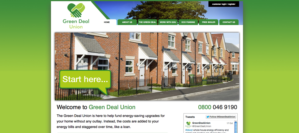 Green Deal Union